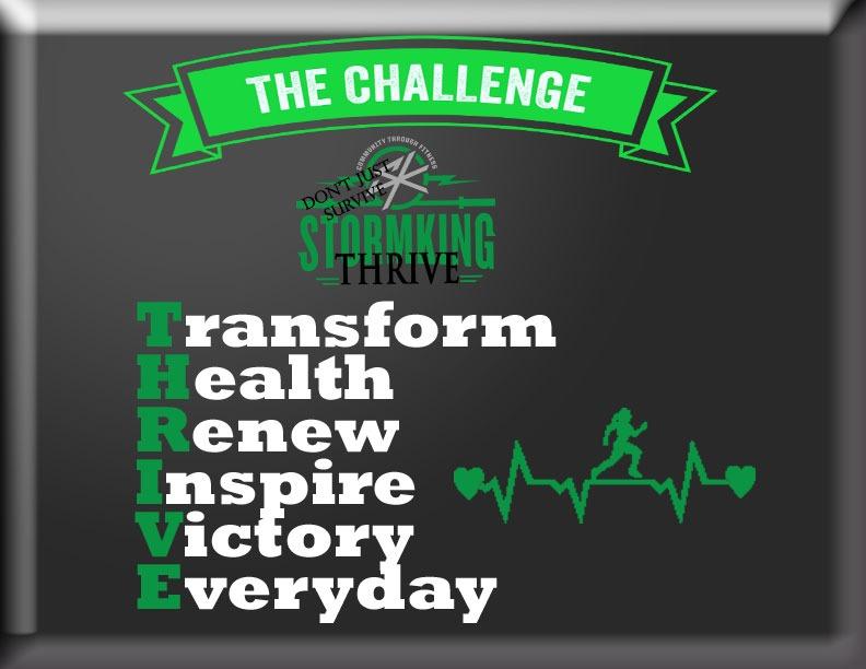 Thrive 6-Week Challenge